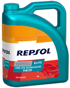 Repsol Elite Long Life 50700 50400 5w30 5L