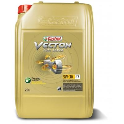 Castrol Vecton Fuel Saver 5W30 E7