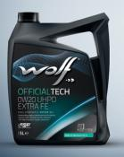 WOLF OFFICIALTECH 0W20 UHPD EXTRA FE 5L