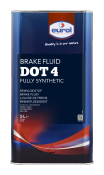 Líquido de Freno Eurol Brake Fluid DOT4 5L