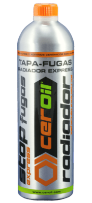 Ceroil Stop Fugas Radidor Express auto (500 ml.)