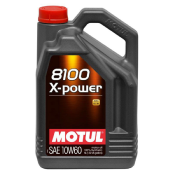 Motul 8100 X-Power 10W60 5L