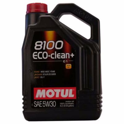 Motul 8100 Eco-clean+ 5W30 C1 5L