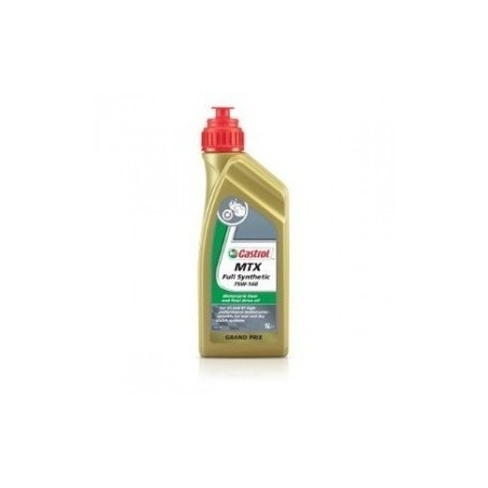 Castrol MTX Full Synthetic 75w140 1L