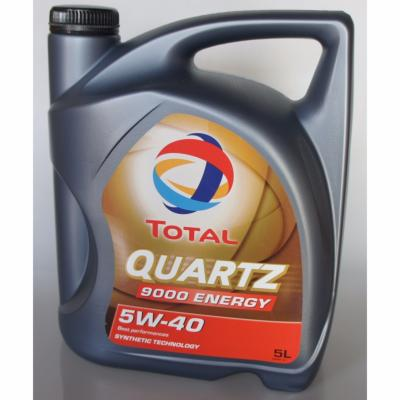 Total Quartz 9000 Energy 5W40 5L