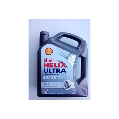 Shell Helix Ultra Professional 5W30 AM-L 5L