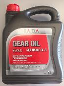 Iada Gear Oil Multiaxle 80w90 GL-5 5L