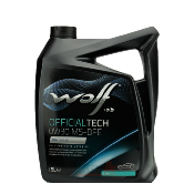 WOLF OFFICIALTECH 0W30 MS-BFE 5L