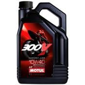 Motul 300V Factory Line 10w40 Road Racing 4L